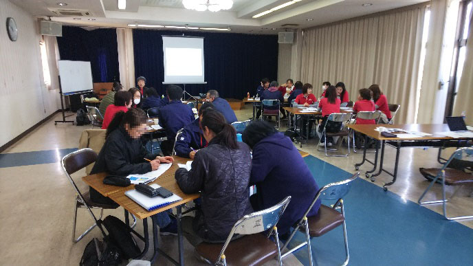 はりまやクリーニング:サークル活動、勉強会、社内・社外研修の講師